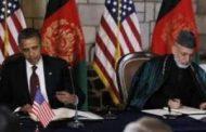 د امریکا او افغانستان ترمنځ د دفاعي او امنیتي همکاریو تړون که د افغانستان د پلور سند؟